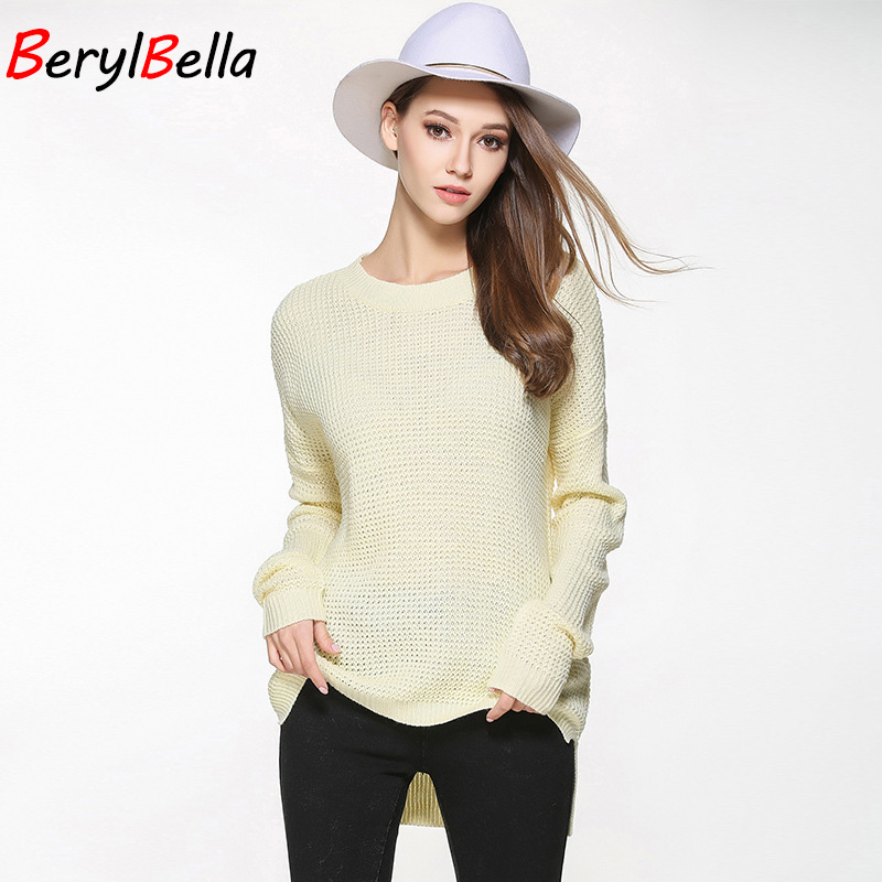 Jersey Mujer Suéter Camisa Invierno Primavera Suéter Oversized - Ropa de mujer - foto 3