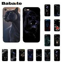 Babaite Cheetah Panther สำหรับ iPhone 11 Pro 11Pro สูงสุด 8 7 6 6S PLUS X XS MAX 5 5S SE XR(China)