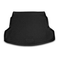 Коврик в багажник For HONDA CR-V, 2012-2015, 2015->, кросс., 1 шт. (полиуретан)