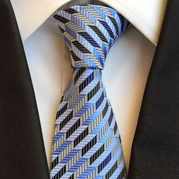 CISULI 100% Silk Tie For Men Suits Natural Silk Fabric Jacquard Men Ties Silk Tie Comfortable Gentleman Elite Tie Free Shipping