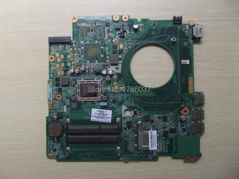 Free Shipping 763424-501 DAY23AMB6C0 Y23A for HP PAVILION 17 17-F motherboard A10-5745M CPU.All functions 100% fully Tested ! free shipping 682040 501 for hp pavilion dv7 dv7 7000 dv7t motherboard hm77 650m 2g all functions 100% fully tested