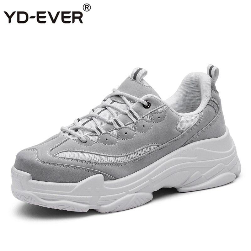 Marca black Adultos Moda Sapatos Masculino Shoes white Chegada Homens Gray Crescente Nova 2019 Caminhada Para Calçados Casuais Tênis Shoes Altura Juventude Borracha Shoes De q8wABB