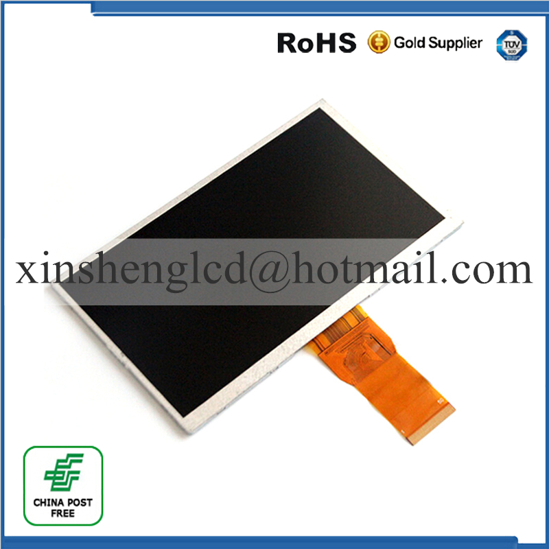 (Ref:7610029910 E203460)7inch LCD Display LCD Screen for tablet pc 164x100mm OR 164x97mm
