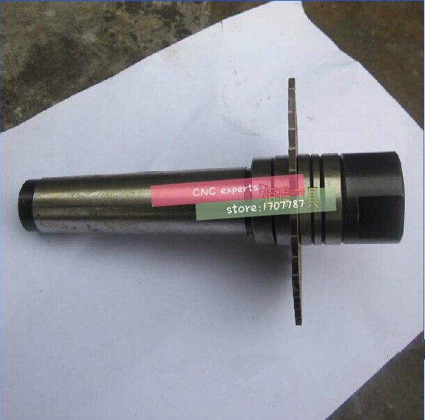 Milling cutter tool rod Morse MT3 13 MT3 16 MT3 22 MT3 27 installation Saw blade