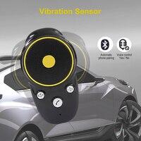 Bluetooth Handsfree автомобильный комплект беспроводной автомобильный динамик телефон Солнцезащитный козырек динамик для автомобиля телефон Hands ...