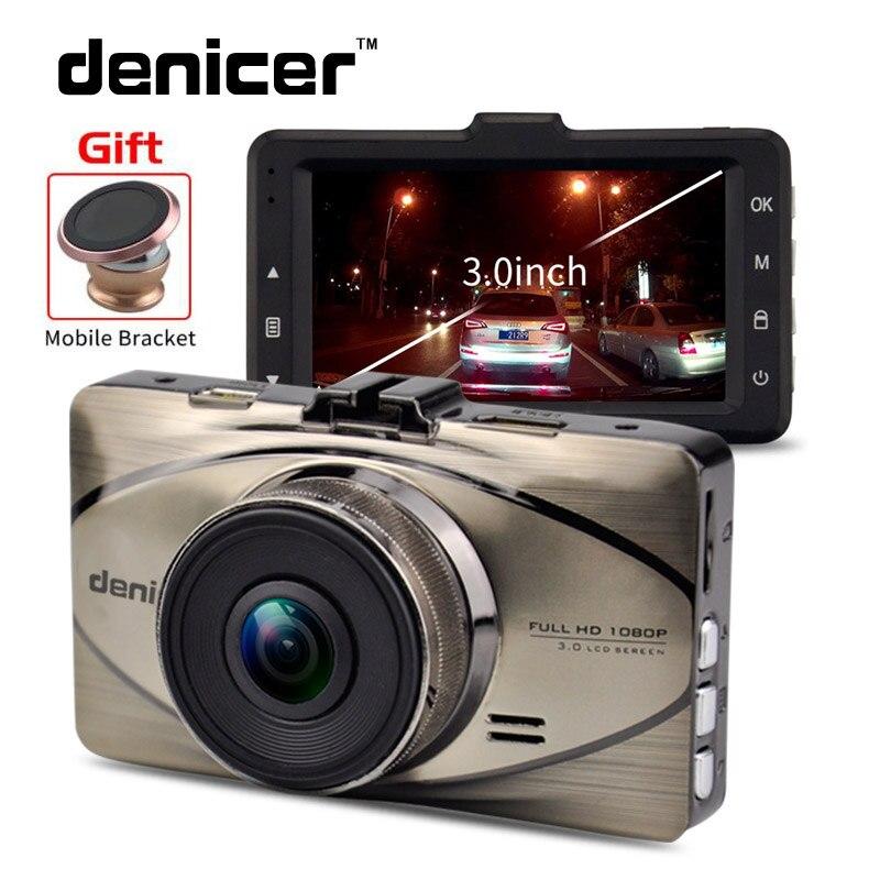 Novatek 96655 Car Dash Camera Full HD 1080P 30Fps Car DVR Camera Recorder 3.0 Inch Night Vision Car Video Recorder Registrator