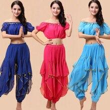Adult Bellydance Costume Women 2pieces Suit Belly Dance Costume Oriental