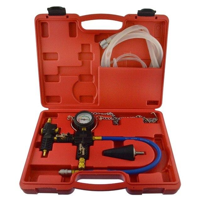 Automotive Cooling System Vacuum Purge And Refill Kit Car Engine Radiator Tool Universal Adaptor Coolant Hose  sc 1 st  AliExpress.com & Automotive Cooling System Vacuum Purge And Refill Kit Car Engine ...