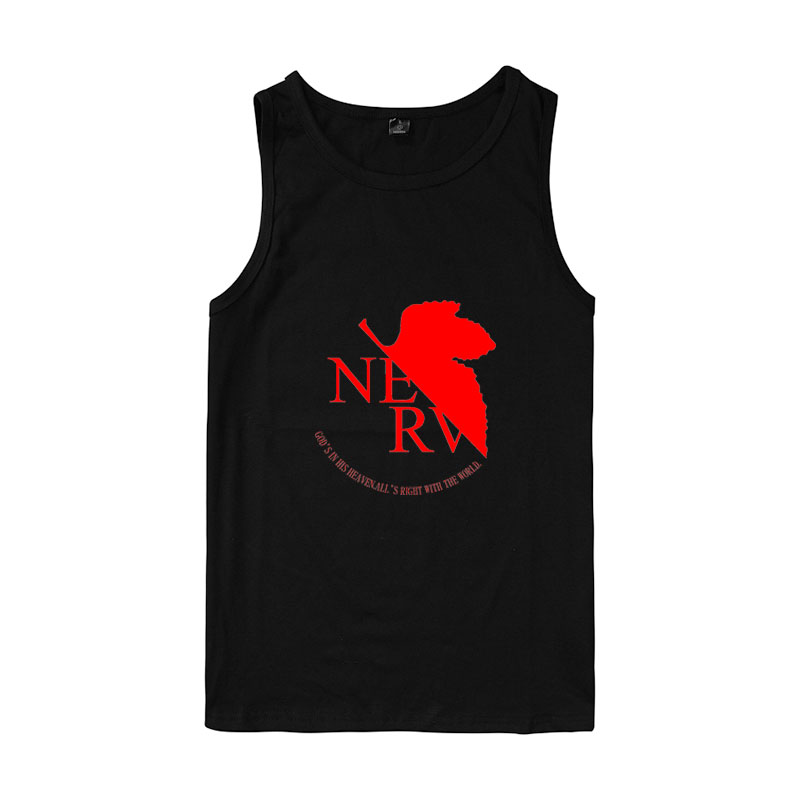 NEON GENESIS EVANGELION t shirts female reflective safety vest NEON GENESIS EVANGELION b ...