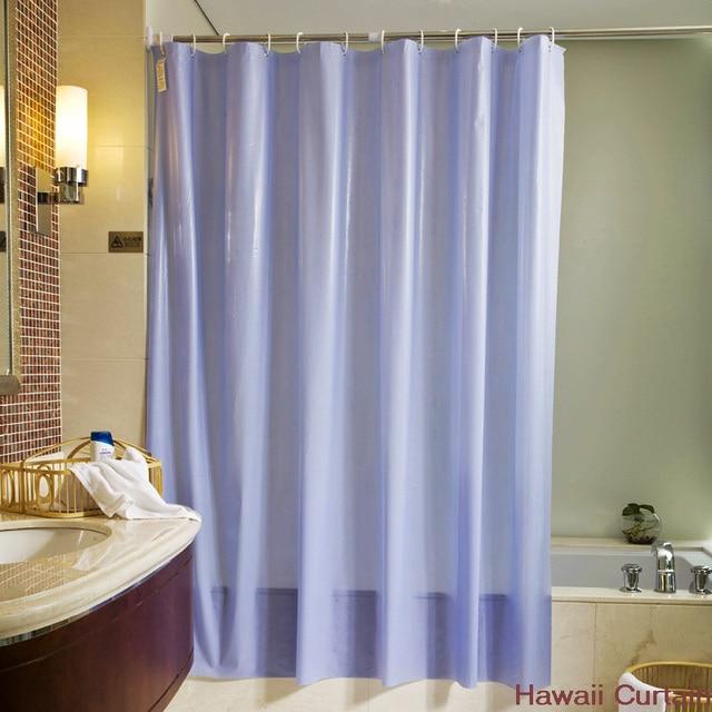 2014 NEW ! PVC Waterproof Fashion Bathroom high quality Light blue ...