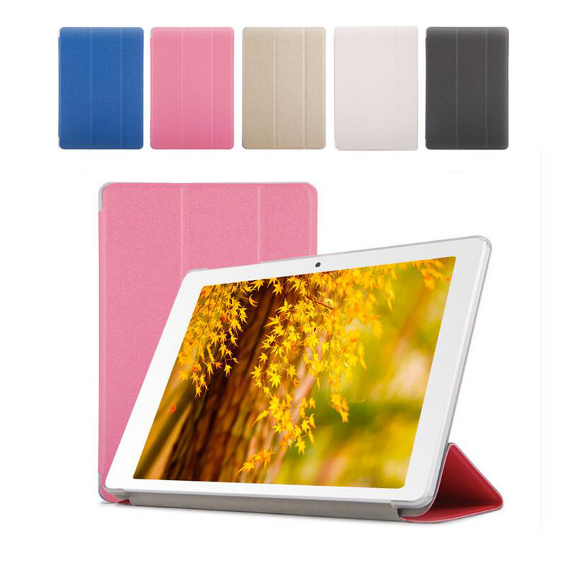 Alldocube joven libre X7 cubierta de cuero Ultra fino soporte Flip para cubo T12/T10/joven libre x7 10,1 pulgadas Tablet PC