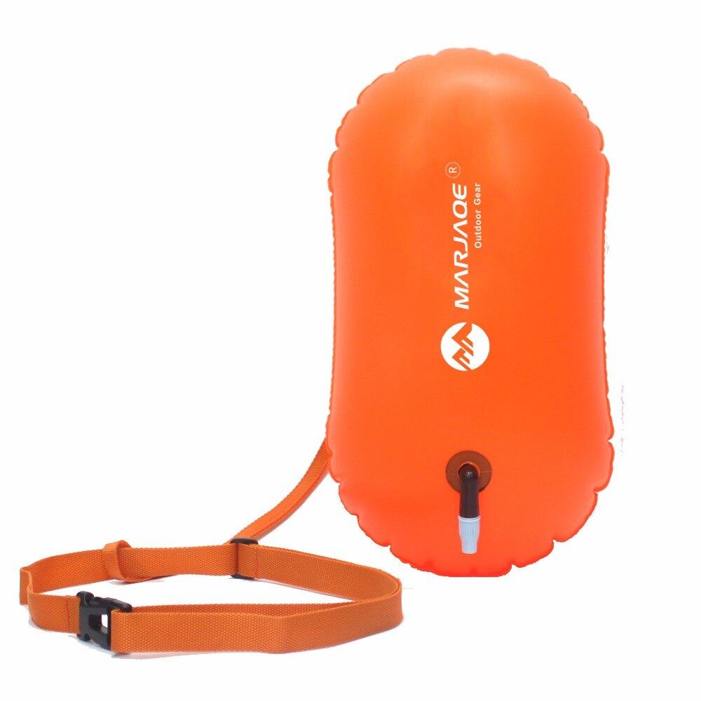 Inflatable Life Saving Swim Buoy Swimming Pool Bag...