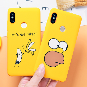 Cute Case For Xiaomi Redmi 4X Note 5 Pro Cover Phone Case For Xiaomi