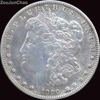 Hoa Kỳ 1900-S Morgan One Dollar Coins 90% Bạc Chất Lượng Cao Sao Chép Coin
