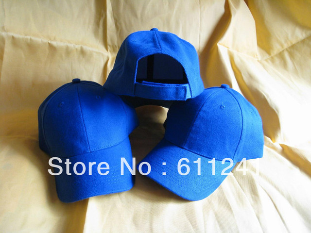 deae4bc39b91c Promotional cap Advertising cap with 100% cotton fabric Custom baseball cap  min order 50pcs with own logo in embroidered