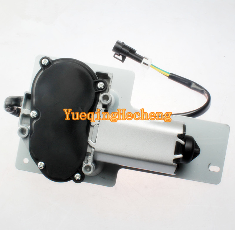 JEENDA Wiper Motor Arm and Blade 6679476 7188371 7188372 for Bobcat 751 753 763 773 863 864 873 883 963 A220 A300 S100S330 T110 T140 T180 T190 T200 T250 T300 320 322 325 328 331 334 337 341 430 435