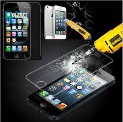 Ultra Mince En Verre Trempé Écran Protecteur Cas pour l'iphone 5S iphone 5 cas D'origine capa fundas pour Apple iphone 5S cas 5c