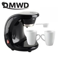 New High Quality American Automatic Drip Coffee Maker Tea Machine Mini Household Electric Coffee Makers EU