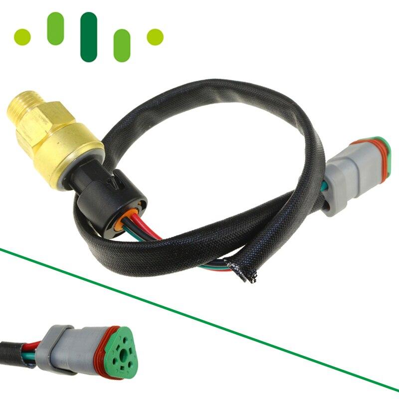 Workmanship In Beautiful Hd Oil Pressure Group Gp-pressure Atmospheric Sensor Switch For Caterpillar Cat Dozer C12 C15 C27 3406e 194-6722 1946722 Exquisite