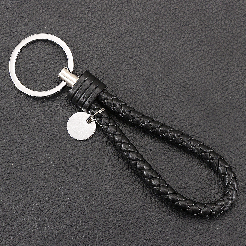 pu leather car keyring keychain key chain for renault sceni c1 2 c3 modus duster logan sandero. Black Bedroom Furniture Sets. Home Design Ideas