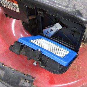 Image 5 - 00424 491588S сменный воздушный фильтр подходит для Briggs Stratton, синий