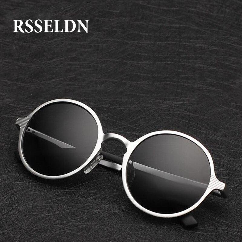 RSSELDN Al Mg Aluminum Driving And Magnesium Polarized Sunglasses Men s Sunglasses Goggle Sunglasses For Men