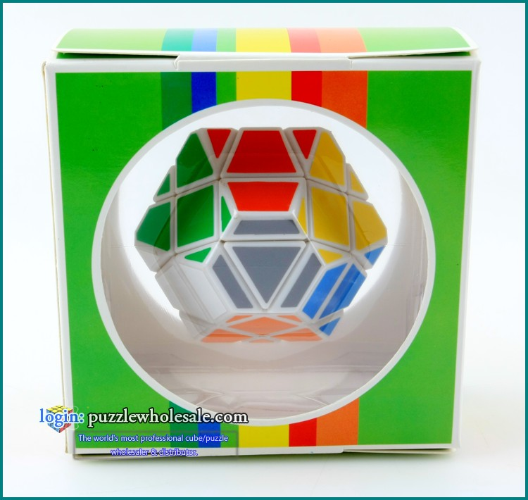 Brand New Diansheng Ufo Magic Cube Speed Puzzle Cubes Educational Toy Special Toys Brain Teaser Twisty Puzzle Cubo Magico Puzzles & Games