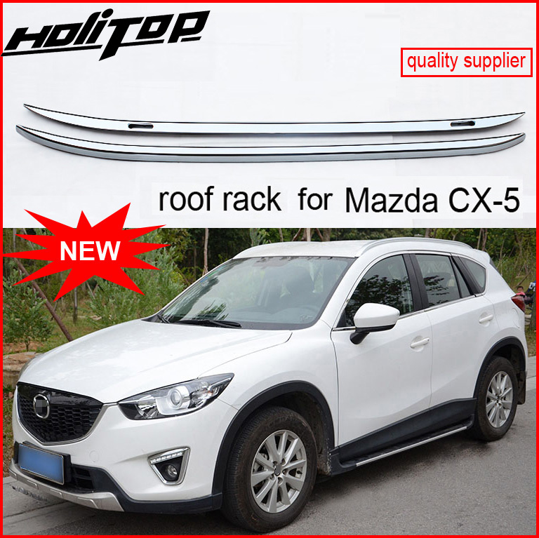 upgraded roof rack roof rail roof bar luggage rack for Mazda CX 5 original design supplied