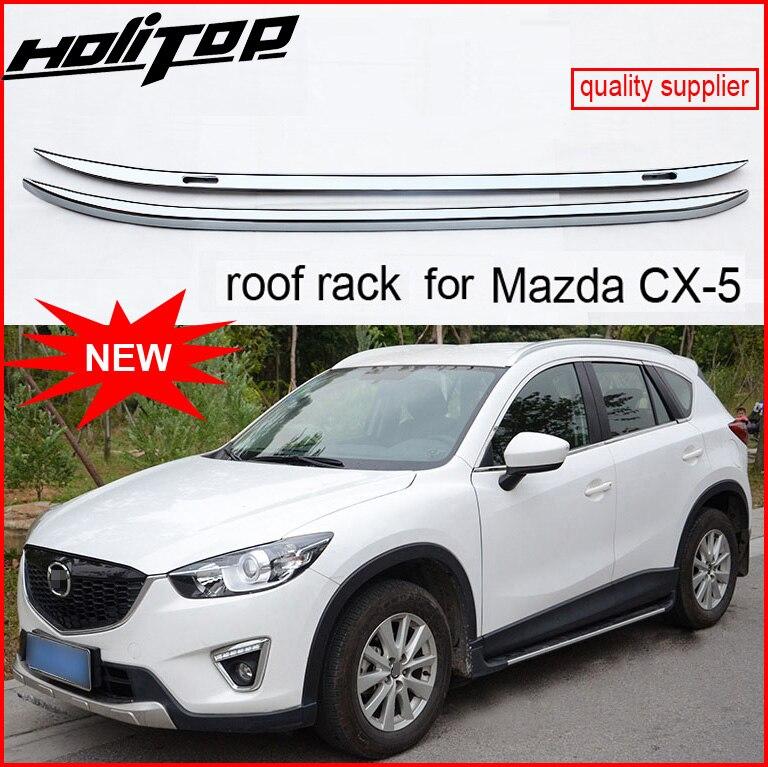 For 2013-2016 Mazda CX5 CX-5 Roof Top Rack Rail Cross Bar US Shipping