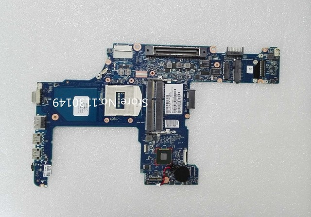 744007-501 FOR HP FOR ProBook 640-G1 650-G1 Series Motherboard 744007-001 6050A2566302 mainboard 100% Work OK