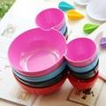 Микки формы массового чаша фрукты блюда ребенка детский мультфильм посуда посуда