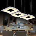 Mode 3 kopf führte anhänger licht einstellbar esstisch halle wohnzimmer hängen lampen restaurant cafe bar über tisch beleuchtung-in Pendelleuchten aus Licht & Beleuchtung bei