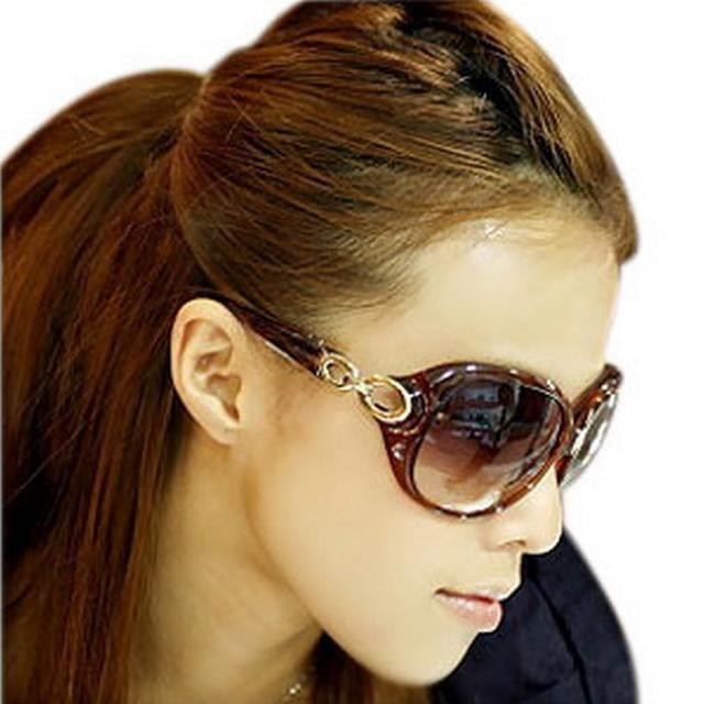 2016 Estilo Estrela Óculos Mulheres Luxo Moda Verão Óculos de Sol Sunglass Vintage Outdoor Goggles Óculos