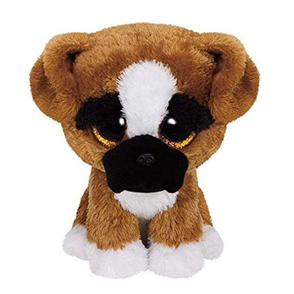 popular boxer stuffed animalbuy cheap boxer stuffed animal lots  - ty beanie boos  cm brutus boxer dog plush stuffed animal collectiblesoft doll toy