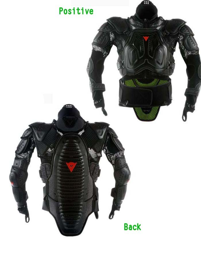 Full Body Motorcycle Armor Knight Suit Neckguard Armour