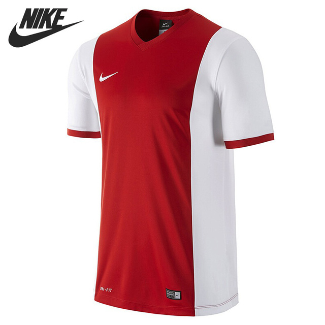 9d37670a4 Original New Arrival NIKE DRI-FIT Men's T-shirts short sleeve Sportswear