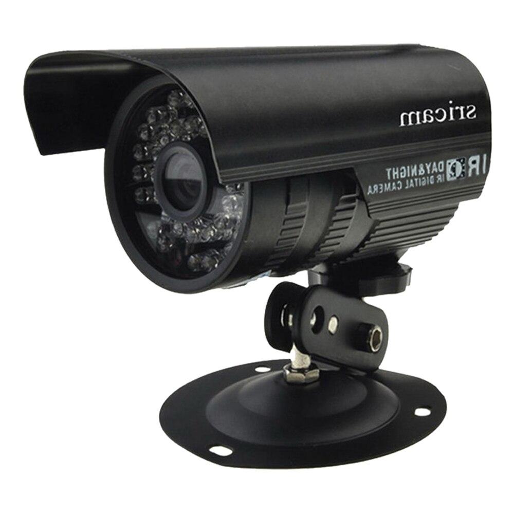 5 paquets Sricam 3x système de sécurité à domicile caméra IP Wifi sans fil Vision nocturne Internet extérieur noir