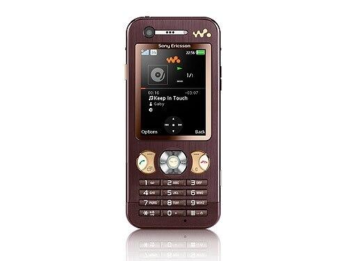 Original Phone Sony Ericsson W890i Slim s