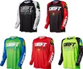 2016 Shift Breathable Road MTB Motocross Dirtbike DH MX ATV Riding Gear Adult Mens Jersey Downhill moto Jersey 5 COLOR bike