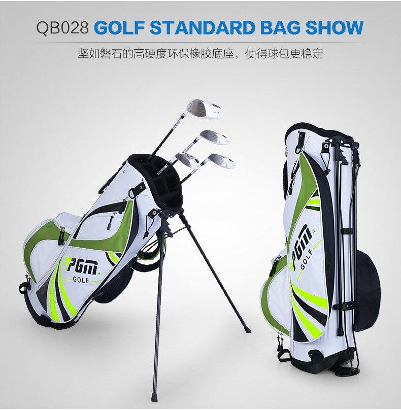 New PGM golf bag men women GOLF standard bag super portable version manufacturer