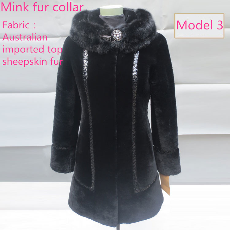 Online Get Cheap Sheepskin Winter Coats Women -Aliexpress.com