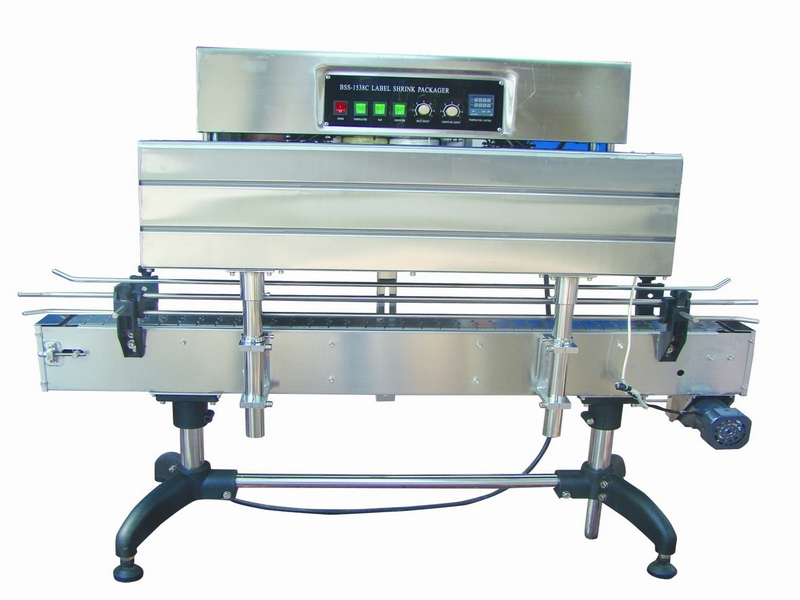 цены Continuous Bottle Label Shrink Tunnel Machine,Bottle Cap Shrink Sealing Machine For Plastic bottle,Glass bottle