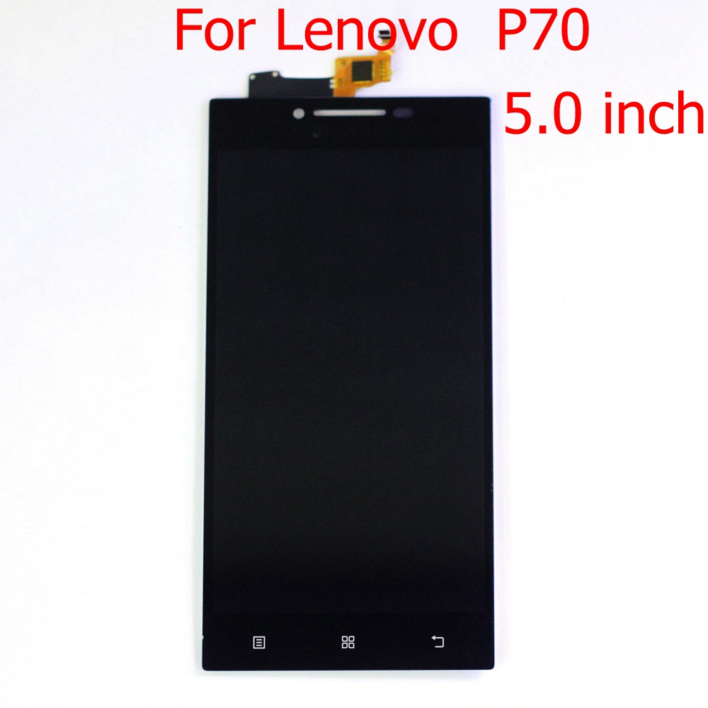 STARDE Replacement LCD For <font><b>Lenovo</b></font> <font><b>P70</b></font> LCD <font><b>Display</b></font> Touch Screen Digitizer Assembly 5