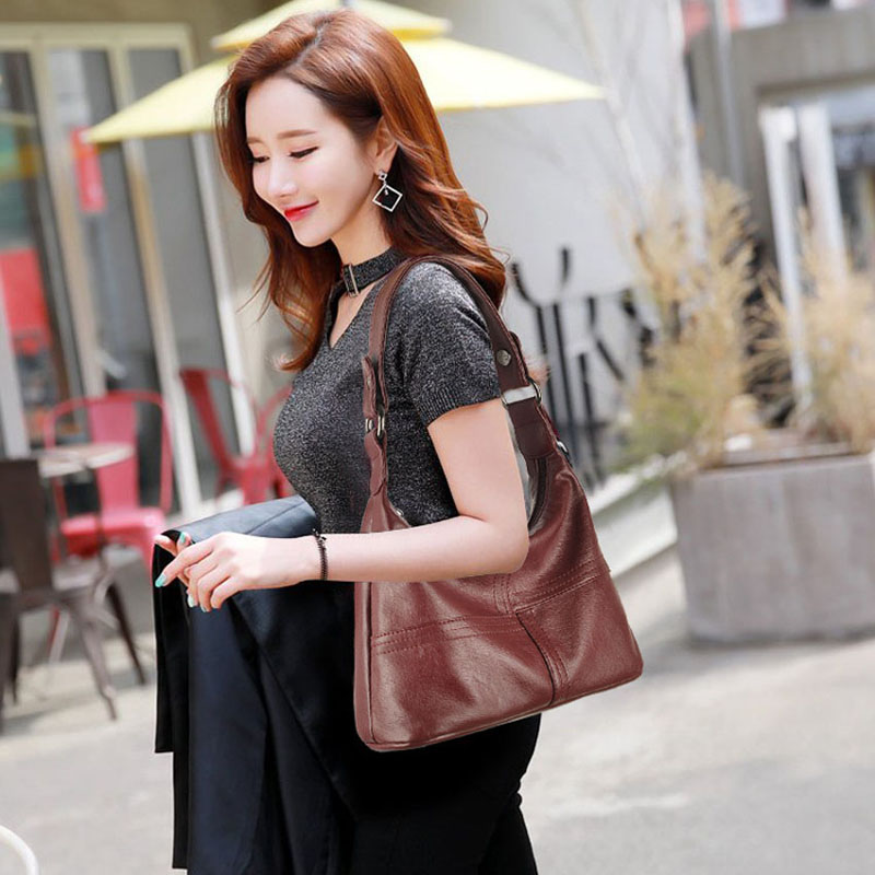 Bags For Women Handbag Crossbody Shoulder Bag Ladies Hand Messenger Luxury Leather Handbags Sac A Main Femme Tassel Tote