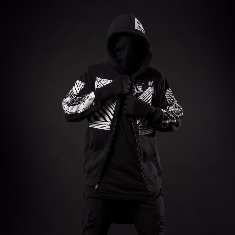 Men Hoodie Sweatshirt Tracksuit Jacket (19)