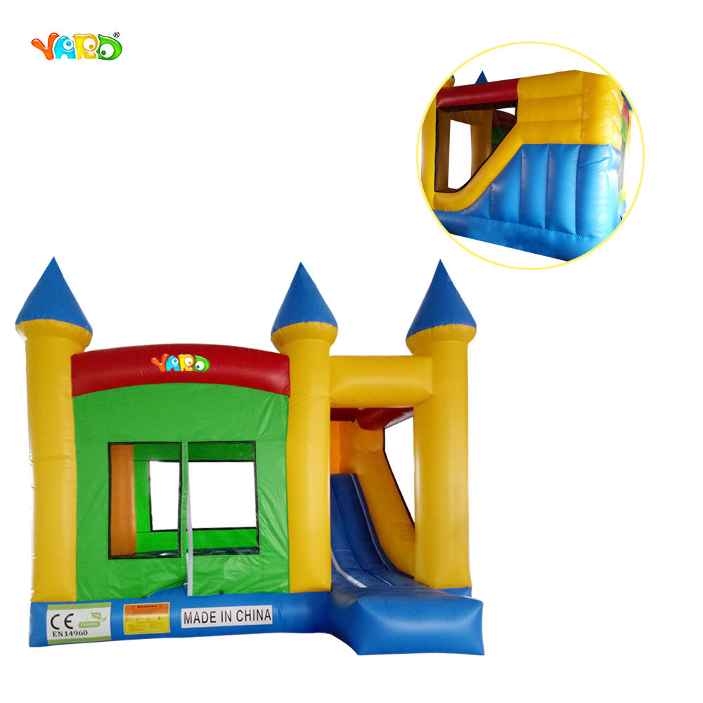 Cheap Inflatable Moonwalk Bouncer Bouncy Castle for Fun outdoor inflatable boucy castle for kid and adult inflatable moonwalk jumper for sale inflatable bouncer with free air blower