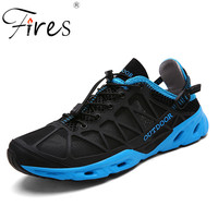 Fires Hiking Shoes For Women Summer Waterproof Shoes Lovers Sports Outdoor Climbing Shoes Men Zapatos Para