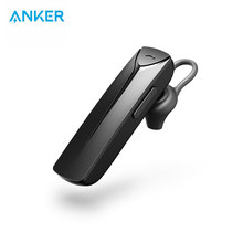 Anker Mono BT Wireless Bluetooth Headset with Microphone - Compatible with iPhone, Android, and Other Leading Smartphones(China)