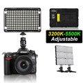 Pro aputure amaran h198c cr95 + led luz de vídeo camera camcorder luz temperatura de cor ajustável para canon nikon sony pentax