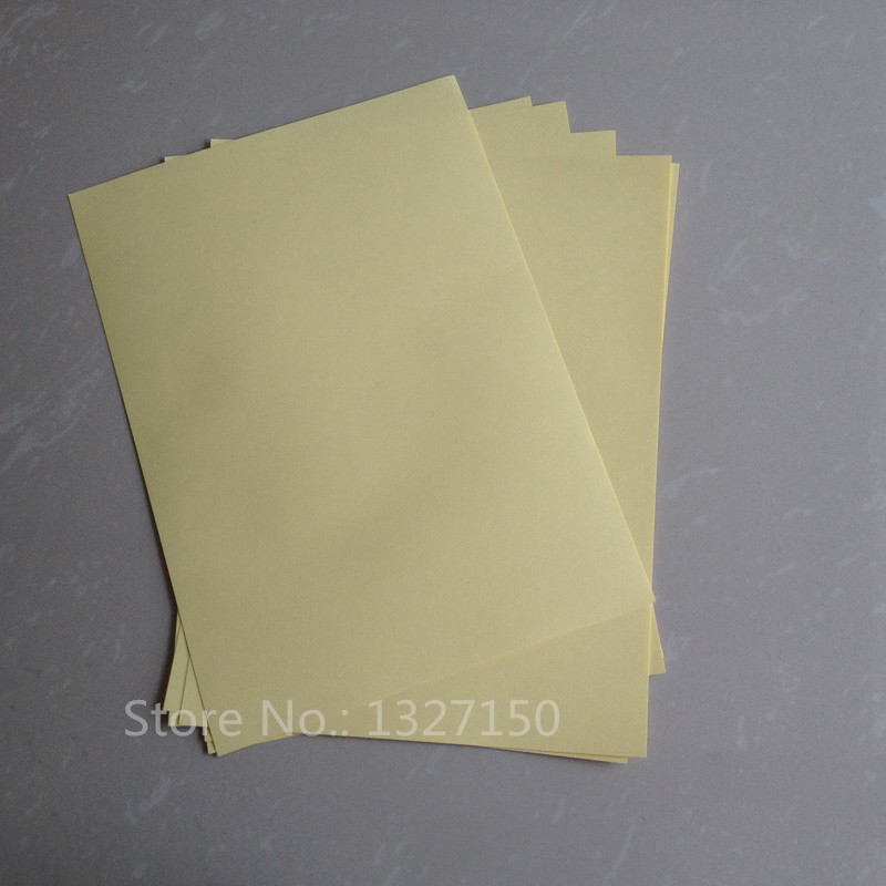 double sided adhesive paper Due to their high and long-lasting adhesive strength, double-sided adhesive tapes allow objects to be quickly and easily bonded to a wide range of different surfaces.
